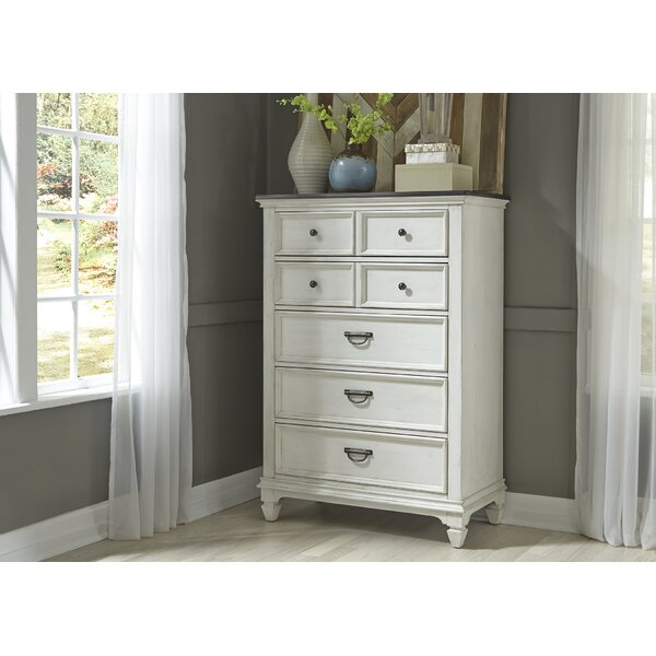 Gerth 5 Drawer Chest by Ophelia & Co.