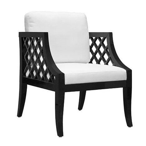 Lattice Armchair by Worlds Away
