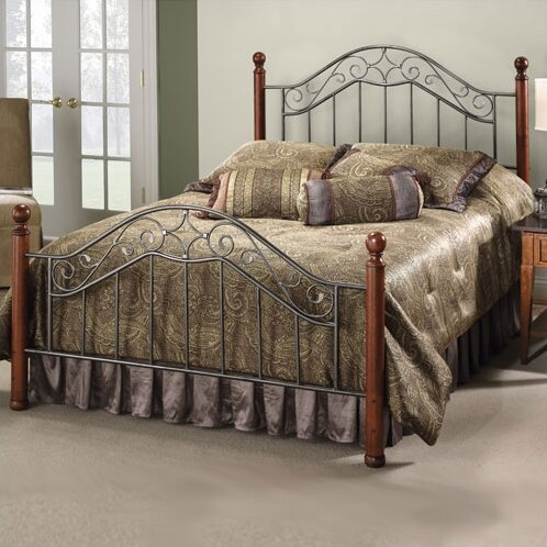 Cleo Standard Bed by Charlton Home