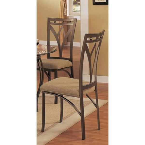 Pichler Upholstered Dining Chair (Set of 4) by Red Barrel Studio