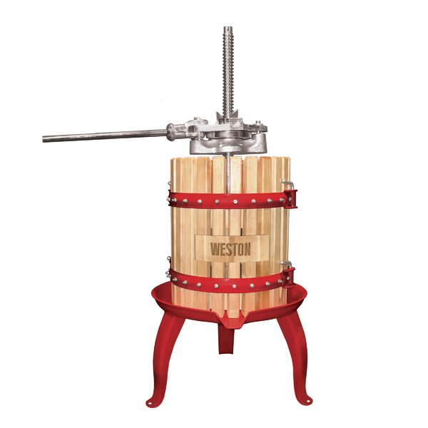 Fruit and Wine Press by Weston