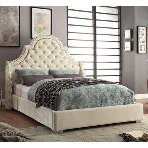 Grove Upholstered Platform Bed