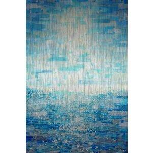 'Better Days' by Parvez Taj Painting Print on Brushed Aluminum by Parvez Taj