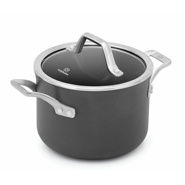 Calphalon Signature™ 4-qt. Nonstick Soup Pot with Cover by Calphalon