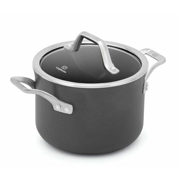 Calphalon Signature™ 4-qt. Nonstick Soup Pot with Cover by Calphalon