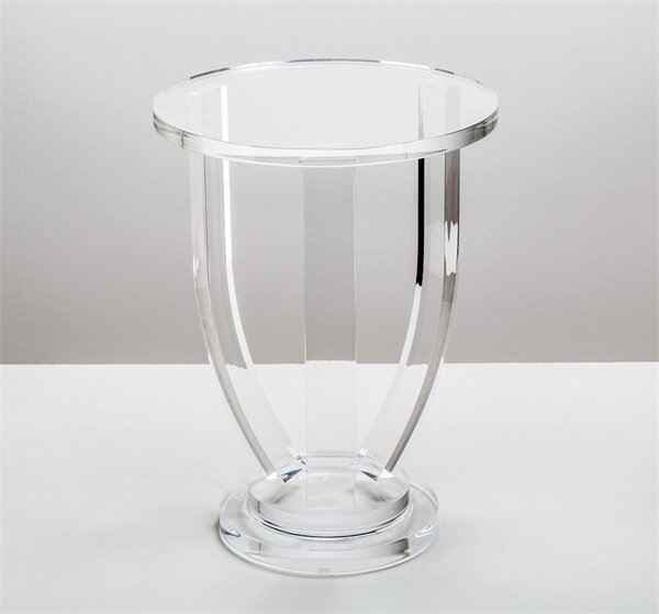 Lila End Table by Interlude Interlude