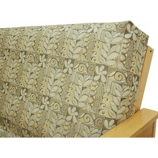 swoon pebble box cushion futon slipcover futon covers you u0027ll love   wayfair  rh   wayfair