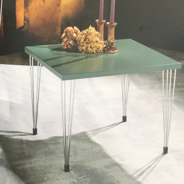 Lovelace End Table by Wrought Studio