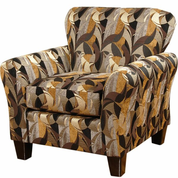 Occasional Lounge Armchair by Serta Upholstery
