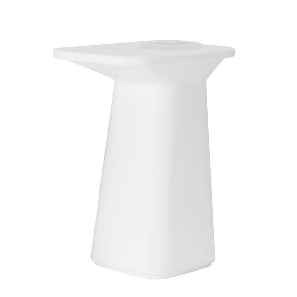 Moma Plastic/Resin Bar Table by Vondom