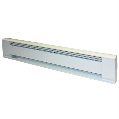 Wall Mounted Electric Radiant Baseboard Heater by TPI