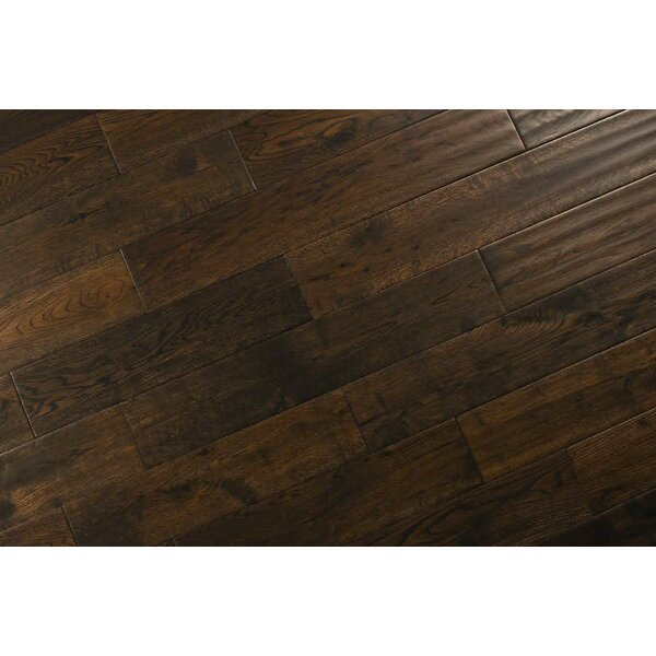 Benotti 4-3/4 Solid Oak Hardwood Flooring in Urethane by Albero Valley