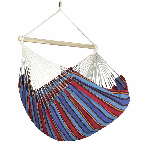 Caribbean Striped Chair Hammock by KW Hammocks