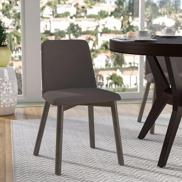 Chip Side Chair in Gunmetal by Blu Dot