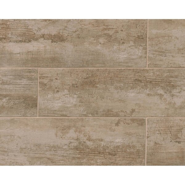 Sonoma 8 x 24 Porcelain Wood Tile in Vallejo by Grayson Martin
