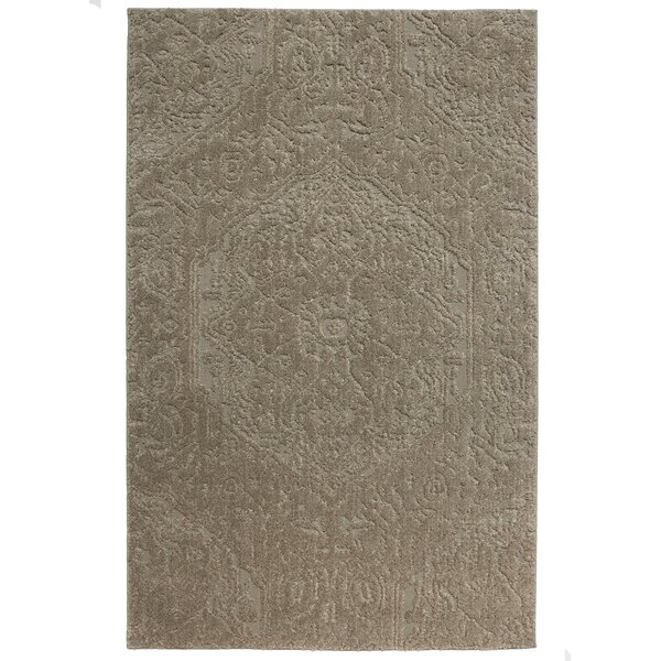 Genova Gray/Taupe Area Rug by Darby Home Co