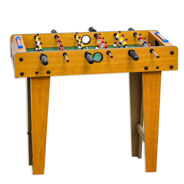 Giant Wood Foosball Table with Leg by Homeware