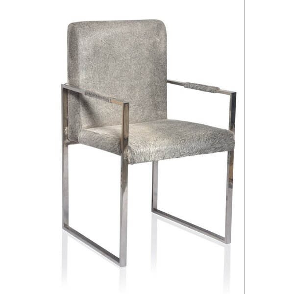 Bridge Upholstered Dining Chair by Foundry Select