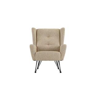 Kevin Shelter Backrest Armchair by George Oliver