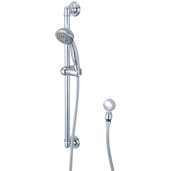 Del Mar Handheld Shower Head By Pioneer