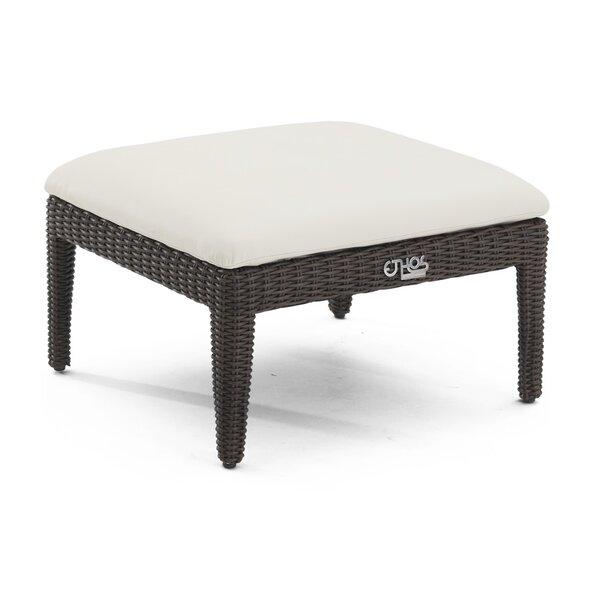 Harman Ottoman with Cushion by Brayden Studio