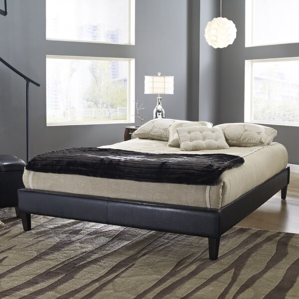 Betio Upholstered Platform Bed by Alwyn Home