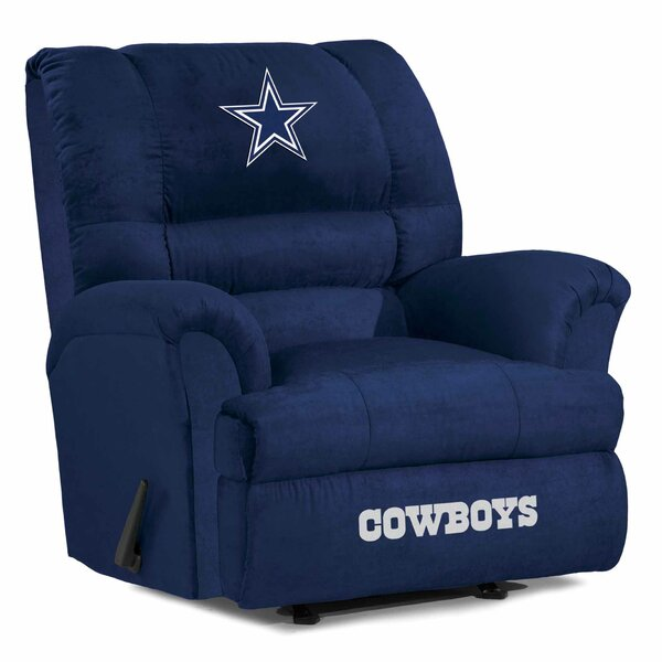 NFL Big Daddy Manual Recliner by Imperial Internat