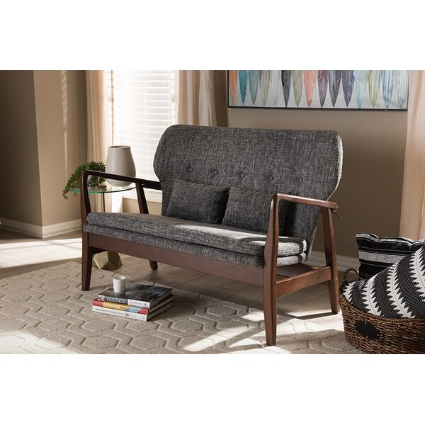 Discover An Amazing Selection Of Buzzell Loveseat by Corrigan Studio by Corrigan Studio