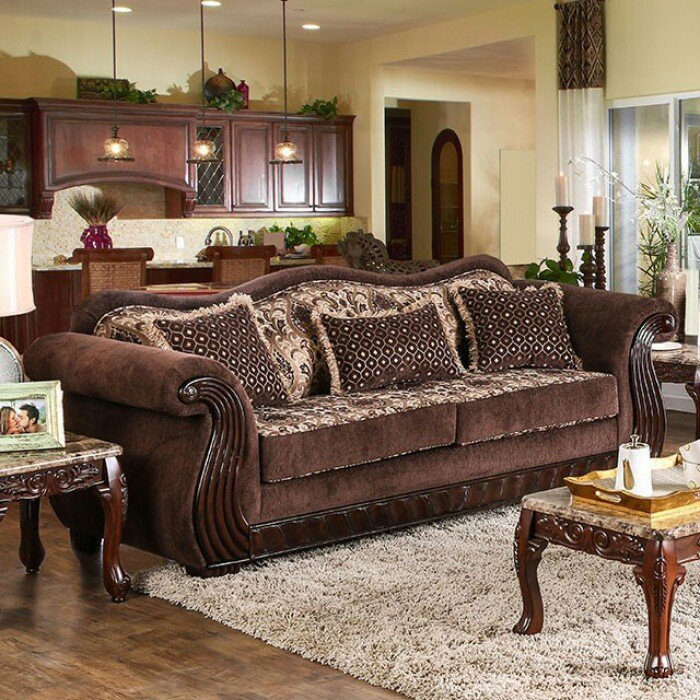Living De find the constantine deluxe sofa by fleur de lis living
