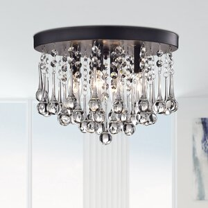Alya 4-Light LED Flush Mount