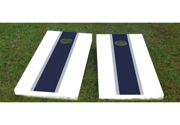 Penn State Cornhole Game (Set of 2) by Custom Cornhole Boards