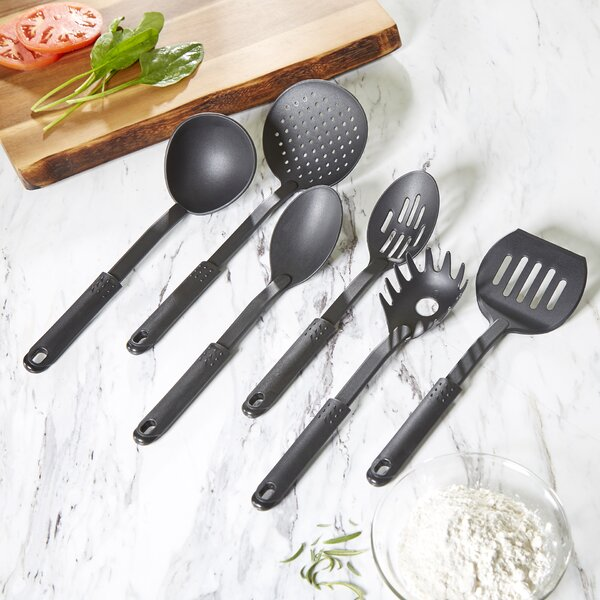 Wayfair Basics 6 Piece Utensil Set by Wayfair Basics™