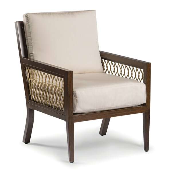Echo Bay Patio Chair with Sunbrella Cushions by Eddie Bauer