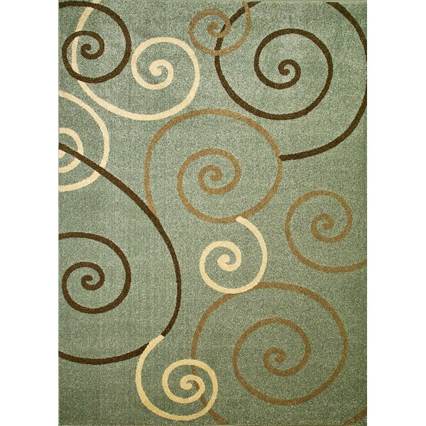 Chester Scroll Area Rug by Threadbind