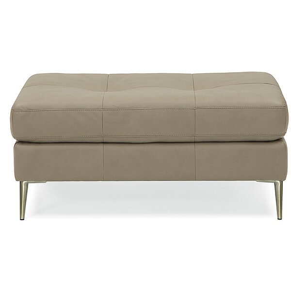 Shea Rectangular Tufted Cocktail Ottoman By Palliser Furniture