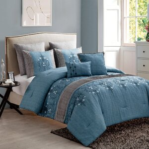 Ruppe 7 Piece Comforter Set
