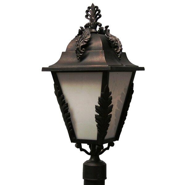 Petrey 3 Light 27 Post Lantern by Alcott Hill