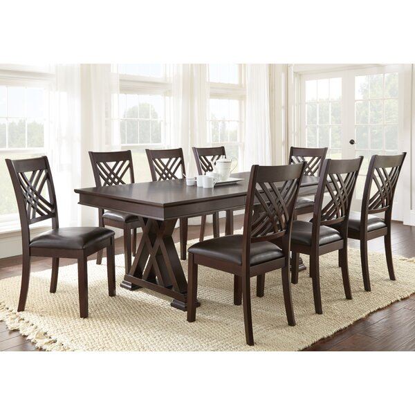 Mattos 9 Piece Dining Set by Brayden Studio