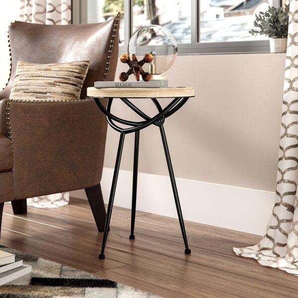 Bergen End Table by Trent Austin Design