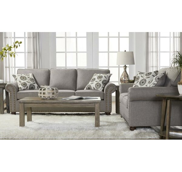 Serta Upholstery Hamza Configurable Living Room Set By Alcott Hill by Alcott Hill Sale
