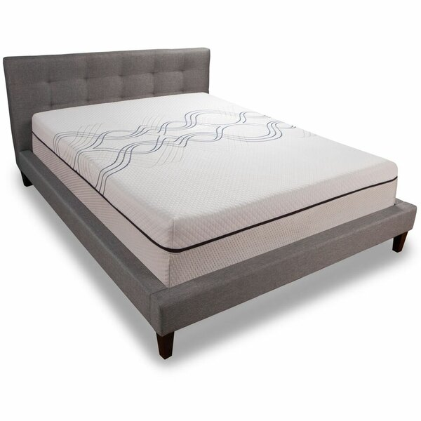 Sealy 14 Medium Memory Foam Mattress by Sealy