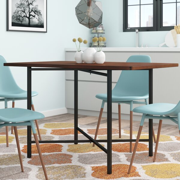 Xenia Dining Table by Mercury Row