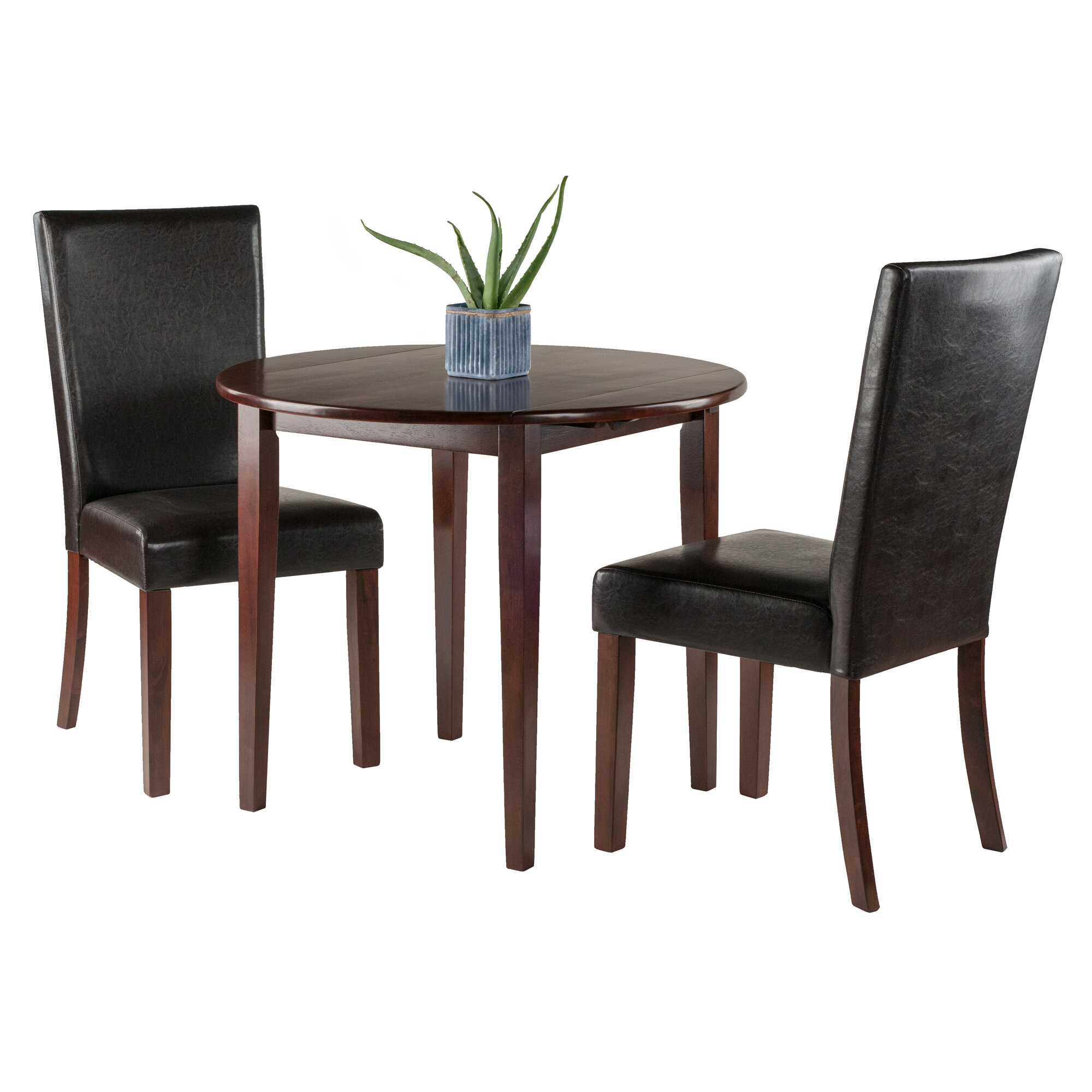 3 piece drop leaf dining set chair alcott hill kendall traditional piece drop leaf dining set wayfair