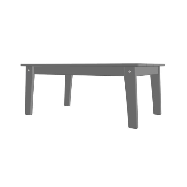 Polywood® Traditional Plastic Coffee Table by Sol 72 Outdoor