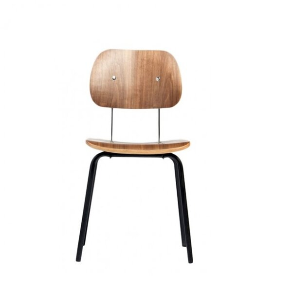Albert Solid Wood Dining Chair by Corrigan Studio
