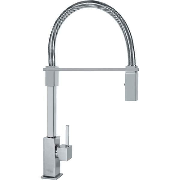 Planar Pull Down Single Handle Kitchen Faucet by Franke
