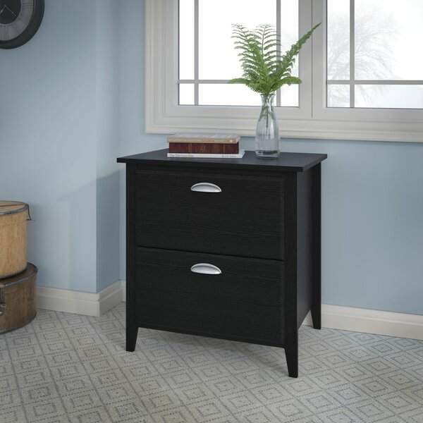 Connecticut 2-Drawer Lateral Filing Cabinet by Kathy Ireland Office by Bush