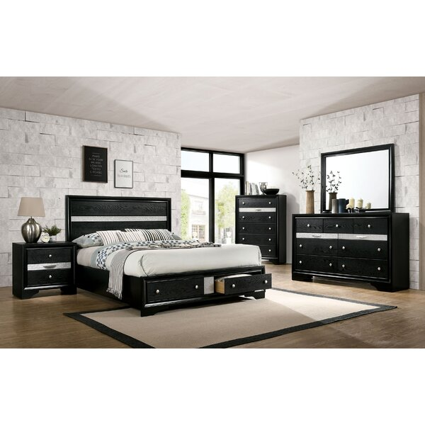 Seman Platform Configurable Bedroom Set by Everly Quinn