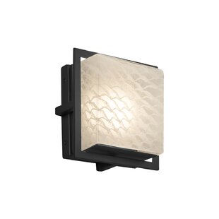 Find for Luzerne Square Outdoor Flush Mount By Brayden Studio