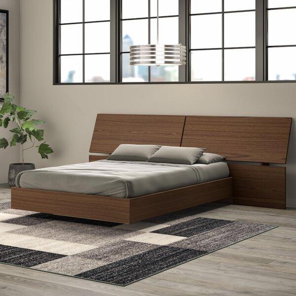 Kucera Platform Bed by Latitude Run